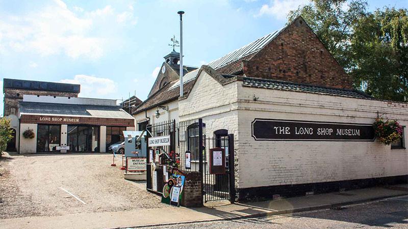 Leiston Long Shop Museum