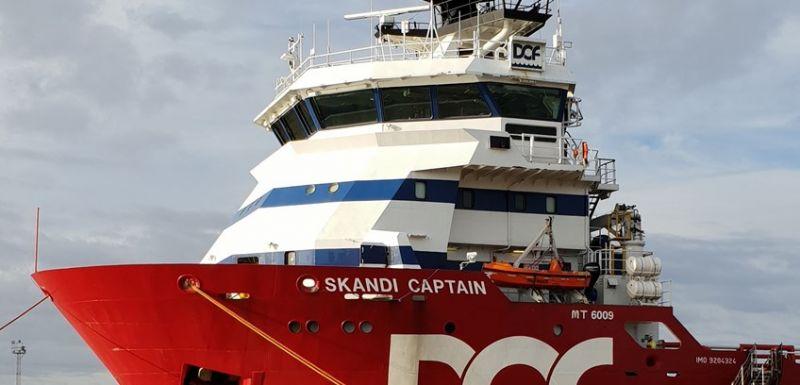 Platform Supply Vessel (PSV) Skandi Captain