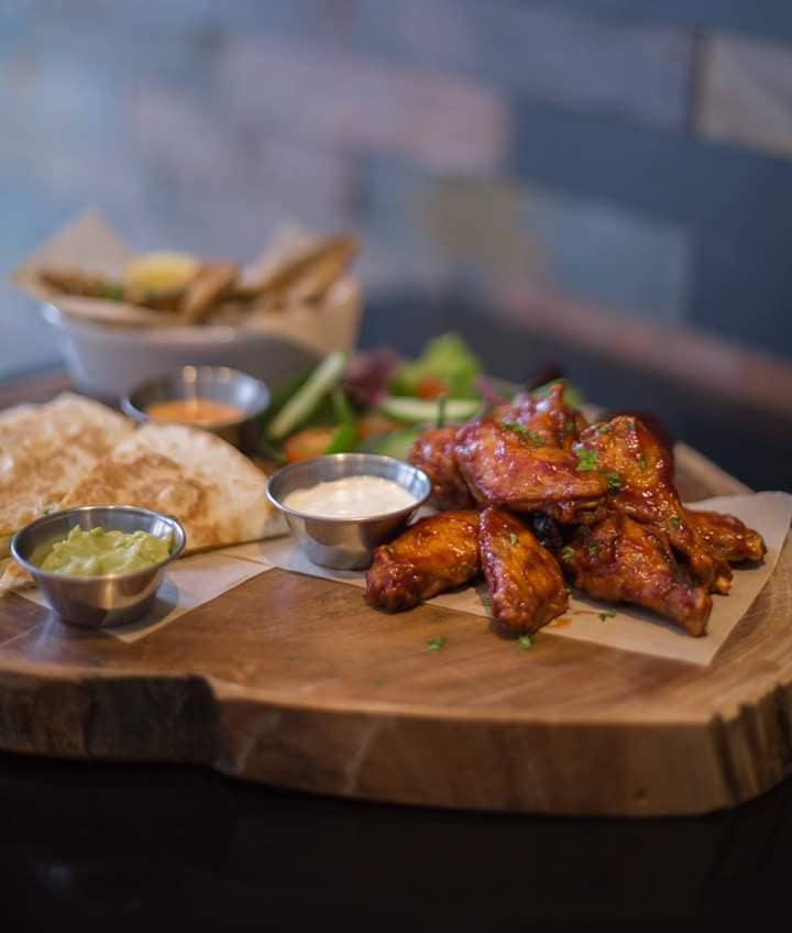 Chicken Wing Platter