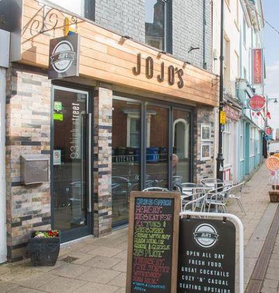 JOJO's Restaurant Store Front