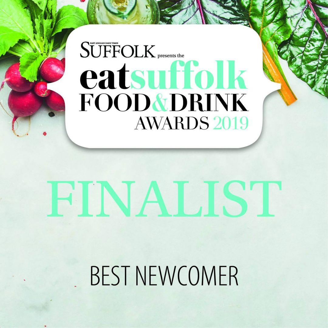 Best Newcomer EAT awards