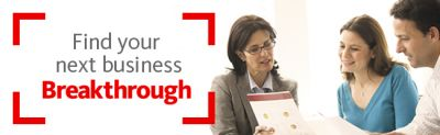 Find your next business breakthrough